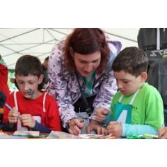 Sportovní dětský den  - Čokoládová trepka 2017 III. - obrázek 9