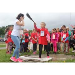 Sportovní dětský den - Čokoládová trepka 2017 IV. - obrázek 1