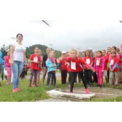 Sportovní dětský den - Čokoládová trepka 2017 IV. - obrázek 2