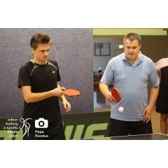 Pepinec CUP 2017 - turnaj ve stolním tenise - obrázek 47