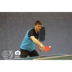 Turnaj neregistrovaných ve stolním tenise - dvouhra mužů 2018 - obrázek 33