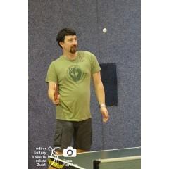 Turnaj neregistrovaných ve stolním tenise - dvouhra mužů 2018 - obrázek 37