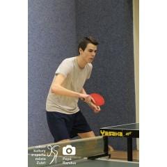 Turnaj neregistrovaných ve stolním tenise - dvouhra mužů 2018 - obrázek 51