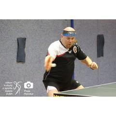 Turnaj neregistrovaných ve stolním tenise - dvouhra mužů 2018 - obrázek 4