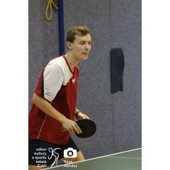 Turnaj neregistrovaných ve stolním tenise - dvouhra mužů 2018 - obrázek 75