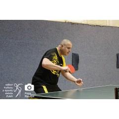 Turnaj neregistrovaných ve stolním tenise - dvouhra mužů 2018 - obrázek 80
