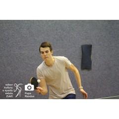Turnaj neregistrovaných ve stolním tenise - dvouhra mužů 2018 - obrázek 85