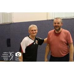 Turnaj neregistrovaných ve stolním tenise - dvouhra mužů 2018 - obrázek 99