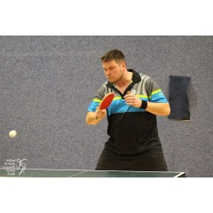 Turnaj neregistrovaných ve stolním tenisu 2019 - dvouhra mužů - obrázek 12