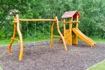 Dětské hřiště - Staré Zubří - obrázek 1
