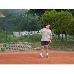 Tenisový turnaj ve dvouhře - 1.ročník o Pohár starosty města Zubří - obrázek 15