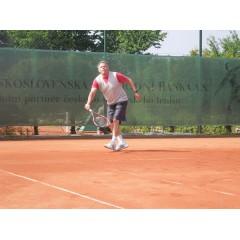 Tenisový turnaj ve dvouhře - 1.ročník o Pohár starosty města Zubří - obrázek 13