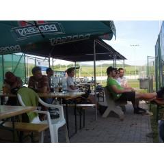 Tenisový turnaj ve dvouhře - 1.ročník o Pohár starosty města Zubří - obrázek 1