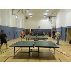 1. ročník Turnaje neregistrovaných hráčů ve stolním tenise - duben 2013 - obrázek 1