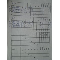 1. ročník Turnaje neregistrovaných hráčů ve stolním tenise - duben 2013 - obrázek 38