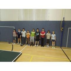1. ročník Turnaje neregistrovaných hráčů ve stolním tenise - duben 2013 - obrázek 2