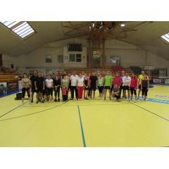 Badmintonový turnaj Hala CUP 2014 I. - obrázek 14