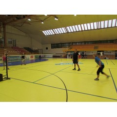 Badmintonový turnaj Hala CUP 2014 I. - obrázek 18