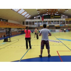 Badmintonový turnaj Hala CUP 2014 I. - obrázek 35