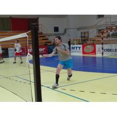 Badmintonový turnaj Hala CUP 2014 II. - obrázek 1