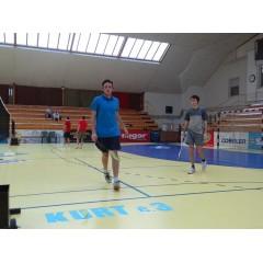 Badmintonový turnaj Hala CUP 2014 II. - obrázek 11