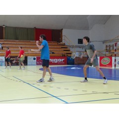 Badmintonový turnaj Hala CUP 2014 II. - obrázek 12