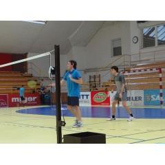 Badmintonový turnaj Hala CUP 2014 II. - obrázek 15