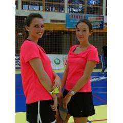 Badmintonový turnaj Hala CUP 2014 II. - obrázek 17