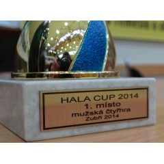Badmintonový turnaj Hala CUP 2014 II. - obrázek 19
