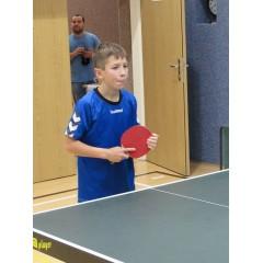 Mikulášský dětský turnaj ve stolním tenise 2014 - obrázek 11