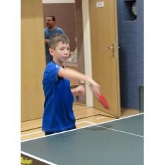 Mikulášský dětský turnaj ve stolním tenise 2014 - obrázek 12