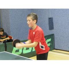 Mikulášský dětský turnaj ve stolním tenise 2014 - obrázek 14