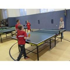 Mikulášský dětský turnaj ve stolním tenise 2014 - obrázek 1
