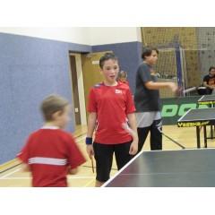 Mikulášský dětský turnaj ve stolním tenise 2014 - obrázek 28