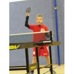 Mikulášský dětský turnaj ve stolním tenise 2014 - obrázek 33