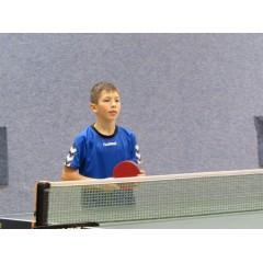 Mikulášský dětský turnaj ve stolním tenise 2014 - obrázek 38