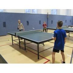 Mikulášský dětský turnaj ve stolním tenise 2014 - obrázek 44