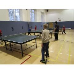 Mikulášský dětský turnaj ve stolním tenise 2014 - obrázek 48