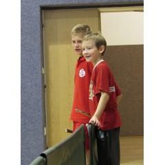 Mikulášský dětský turnaj ve stolním tenise 2014 - obrázek 13