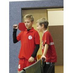 Mikulášský dětský turnaj ve stolním tenise 2014 - obrázek 52