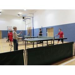 Mikulášský dětský turnaj ve stolním tenise 2014 - obrázek 8