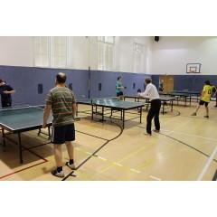 Turnaj neregistrovaných ve stolním tenise - dvouhra mužů - 3. ročník - obrázek 1