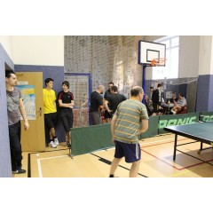 Turnaj neregistrovaných ve stolním tenise - dvouhra mužů - 3. ročník - obrázek 2