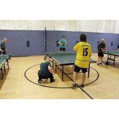 Turnaj neregistrovaných ve stolním tenise - dvouhra mužů - 3. ročník - obrázek 7