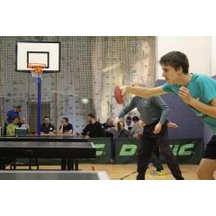 Turnaj neregistrovaných ve stolním tenise - dvouhra mužů - 3. ročník - obrázek 13