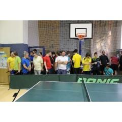 Turnaj neregistrovaných ve stolním tenise - dvouhra mužů - 3. ročník - obrázek 21