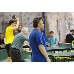 Turnaj neregistrovaných ve stolním tenise - dvouhra mužů - 3. ročník - obrázek 43