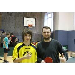 Turnaj neregistrovaných ve stolním tenise - dvouhra mužů - 3. ročník - obrázek 163