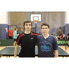 Turnaj neregistrovaných ve stolním tenise - dvouhra mužů - 3. ročník - obrázek 167