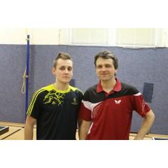 Turnaj neregistrovaných ve stolním tenise - dvouhra mužů - 3. ročník - obrázek 168